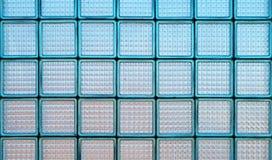 Glasblöcke Lizenzfreies Stockfoto