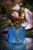 Glasblume stockfotografie