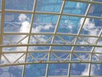Glasdach Lizenzfreies Stockfoto