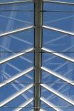 Glasdach Lizenzfreie Stockbilder