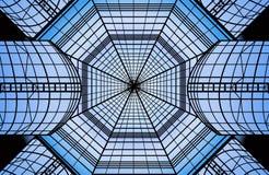 Glasdachvektor vektor abbildung