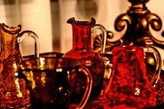 glasföremål Royaltyfri Bild