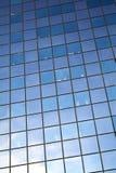Glasfassade lizenzfreie stockbilder