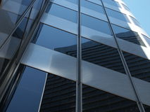 Glasfassade Lizenzfreies Stockbild