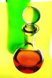 Glasflasche Lizenzfreie Stockbilder