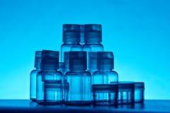 Glasflaschen Stockfotos