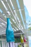 Glasflaskor Arkivfoton