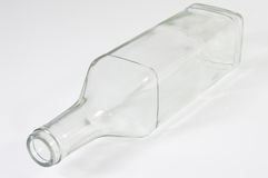 Glasflaskor Arkivbild