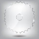 Glasgangvektorabbildung vektor abbildung
