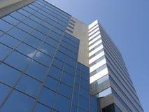 Glasgebäude stockbild