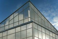 Glasgebäude Lizenzfreie Stockfotografie