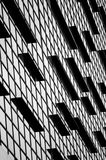 Glasgebäude Lizenzfreie Stockfotos