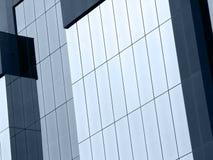 Glasgebäude stockfotografie