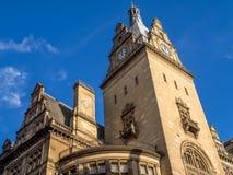 Glasgow architecture Stock Image