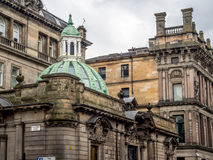 Glasgow architecture Stock Photos