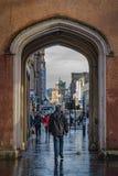 Glasgow Argyle ulicy scena Zdjęcie Royalty Free