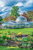 Glasgow Botanic Gardens in the City Center Royalty Free Stock Images