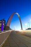 Glasgow Bridge. A bridge in Glasgow Scotland Royalty Free Stock Photos