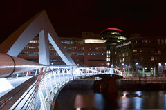 Glasgow Bridge Image libre de droits