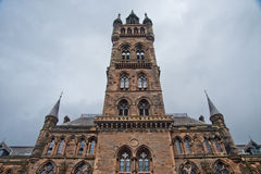Glasgow building Royalty Free Stock Images