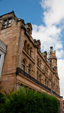 Glasgow building Royalty Free Stock Photography