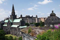 Glasgow Cathedral. Stock Fotografie