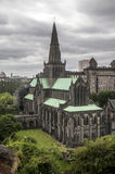Glasgow Cathedral Fotografia Stock