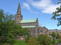 Glasgow cathedral Stock Photos