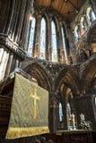 Glasgow Cathedral fotografia stock