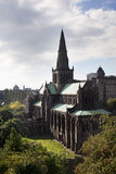 Glasgow Cathedral Royaltyfria Foton