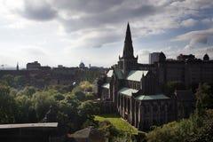 Glasgow Cathedral Fotografering för Bildbyråer