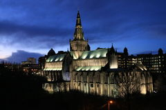 Glasgow Cathedral Imagem de Stock Royalty Free