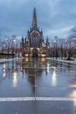Glasgow Cathedral image libre de droits