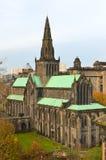 Glasgow cathedral aka High Kirk of Glasgow or St Kentigern or St Mungo Royalty Free Stock Image