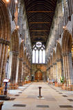 Glasgow cathedral aka High Kirk of Glasgow or St Kentigern or St Mungo Stock Images