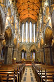 Glasgow cathedral aka High Kirk of Glasgow or St Kentigern or St Mungo Stock Photo