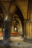 Glasgow cathedral aka High Kirk of Glasgow or St Kentigern or St Mungo Royalty Free Stock Photo