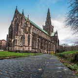 Glasgow cathedral Stock Image