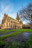 Glasgow Cathedral Graveyard stockbild