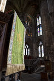 Glasgow Cathedral. A picture of the cathedral of Glasgow in Scotland Royalty Free Stock Image