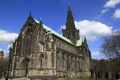 Glasgow cathedral Scotland, UK Royalty Free Stock Photography