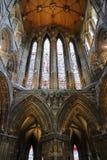 Glasgow cathedral Scotland, UK Royalty Free Stock Images