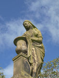 Glasgow cemetery Stock Images