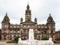 Glasgow Cenotaph Zdjęcie Stock