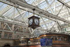 Glasgow Central Station Royalty Free Stock Image