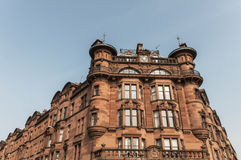 Glasgow Charing Cross. Classic example of Victorian architecture in Glasgow, Scotland Stock Photo