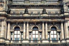 Glasgow City Chambers Immagine Stock