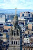 Glasgow City Chambers Imagem de Stock Royalty Free
