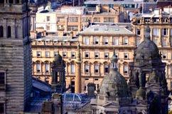 Glasgow City Chambers Fotografia de Stock Royalty Free
