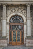 Glasgow City Chambers Entrance Stock Image